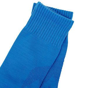Футбольные гетры Europaw детские ET-011 синие, фото 2