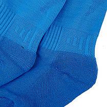 Футбольные гетры Europaw детские ET-011 синие, фото 3