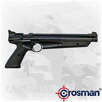Пневматический пистолет Crosman American Classic P1377 черный мультикомпрессионный, фото 1