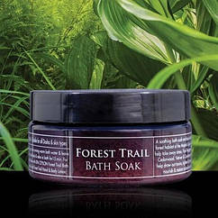 Средство для принятия ванны Лесная тропа (Forest Trail Bath Soak, Spa Ceylon), 200 грамм