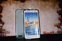 Чехол бампер для Lenovo А398t А398 ВСЕ ЦВЕТA В НАЛИЧИИ