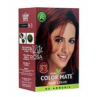 Краска для волос Color Mate 9.3 Burgundy (тон 9.3, бургунди)