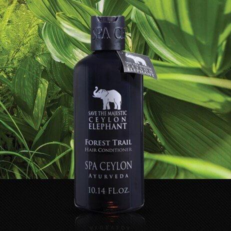 Кондиціонер для волосся Лісова Стежка (Forest Trail Hair Conditioner, Spa Ceylon), 300 мл