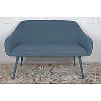 Maiorica (Майорка) кресло-банкетка рогожка бирюзовый, фото 1