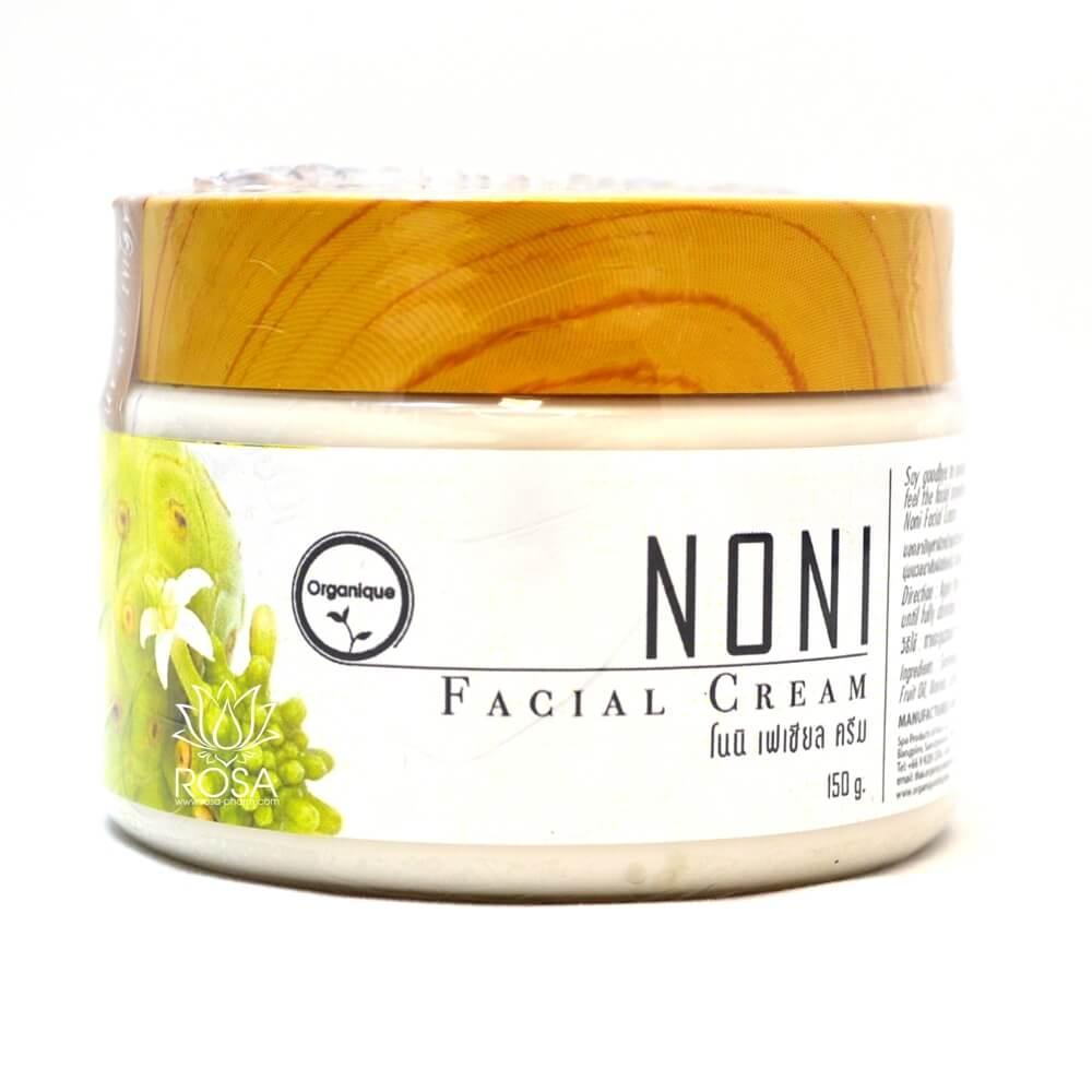 Крем для лица с экстрактом Нони (Noni Facial Cream, Organique)