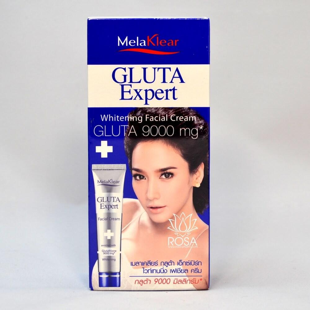 Дневной крем от пигментации и мелазмы (MelaKlear Gluta Expert, ILC-Cosmetic)