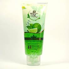 Очищающее средство для умывания Базилик и Лимон (Proveda Herbals), 100 мл - для жирной кожи