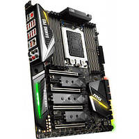 Материнская плата MSI X399 GAMING PRO CARBON AC (sTR4; AMD X399; 8xDDR4 3600 МГц, до 128 ГБ; 4xPCI-E 3.0 x16; ATX) новая