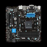 Материнская плата MSI A88XM-E45 V2 (sFM2+; AMD A88X; 2xDDR3 2133 МГц, до 32 ГБ; 1xPCI-E 3.0 x16 (x16); microATX) новая