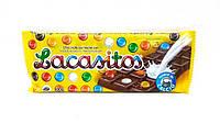 Шоколад с глазурованным драже Lacasitos 100гр (Испания)