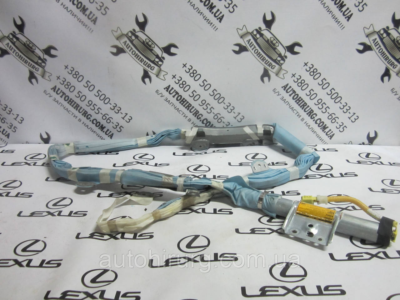 AirBag шторка левая lexus ls430, фото 1