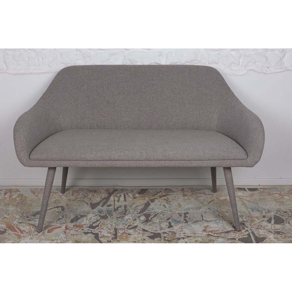 Maiorica (Майорка) кресло-банкетка текстиль кофейный