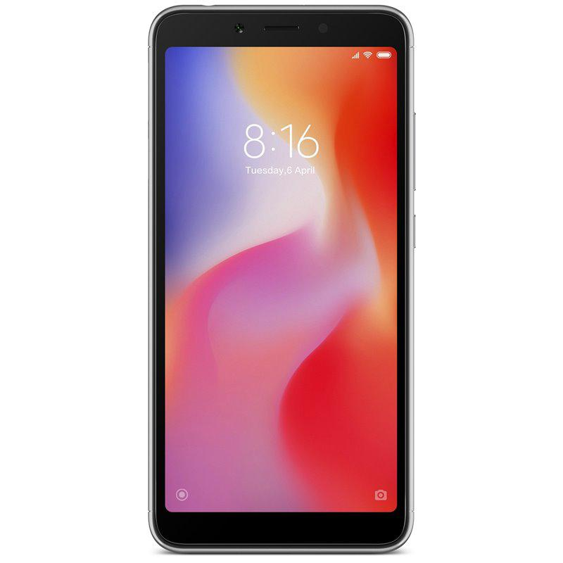 Xiaomi Redmi 6 4/64GB  Black