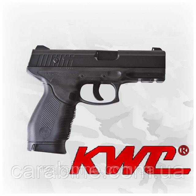 Пневматический пистолет KWC Taurus PT 24/7 KM46DHN Таурус газобаллонный CO2