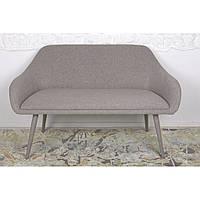 Maiorica (Майорка) кресло-банкетка текстиль светло-кофейный, фото 1
