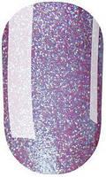 Гель-лак Oxxi Professional №267 темный сиреневый,с голографическим микро блеском  10 мл