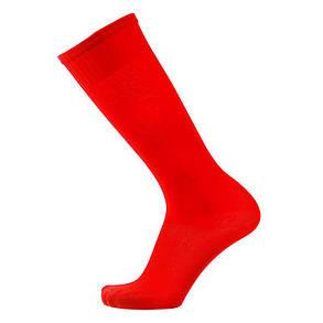 Футбольные гетры Labon подростковые красные, фото 2