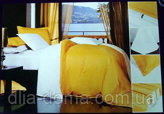 Двоспальний комплект постільної білизни