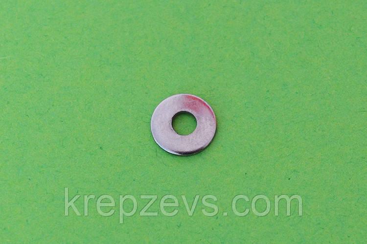 Шайба Ф16 DIN 9021 из стали А4