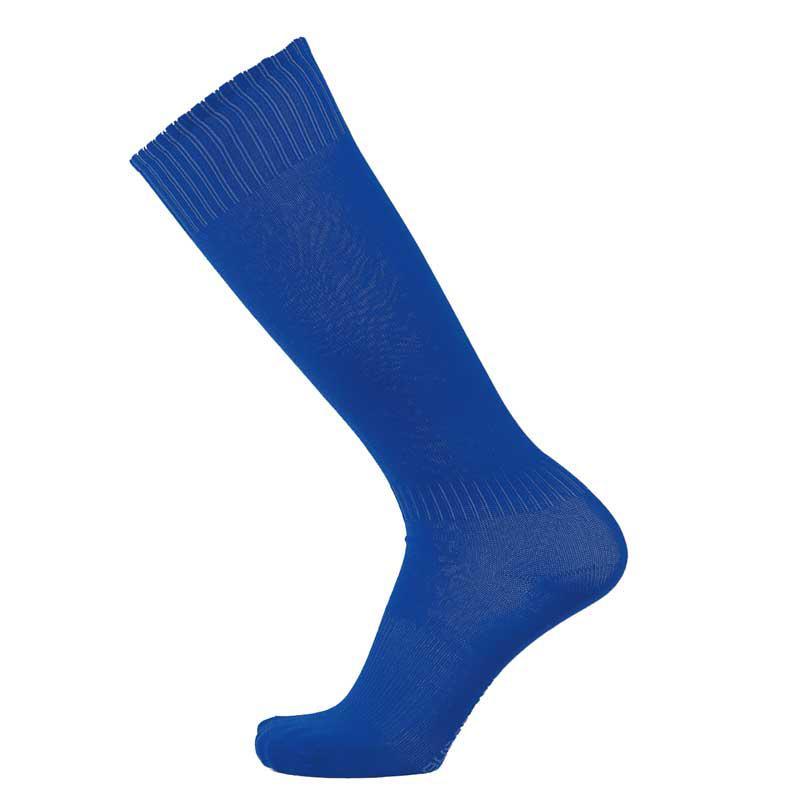Футбольные гетры Europaw подростковые синие