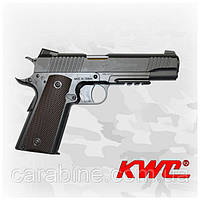 Пневматический пистолет KWC Colt 1911 KM40DHN Кольт газобаллонный CO2