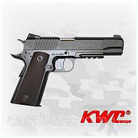 Пневматический пистолет KWC Colt 1911 KM40DHN Кольт газобаллонный CO2 , фото 1