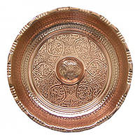 Чаша для турецкой бани (медь)