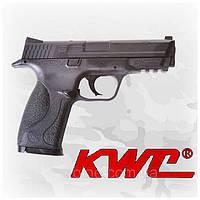 Пневматический пистолет KWC Smith & Wesson M&P40 KM48HN Смит и Вессон газобаллонный CO2 , фото 1