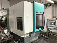 5-ти осевой фрезерный обрабатывающий центр DECKEL MAHO DMU 50 Evolution