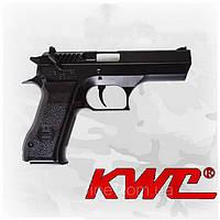 Пневматический пистолет KWC Jericho 941 KM43ZDHN Джерико газобаллонный CO2, фото 1