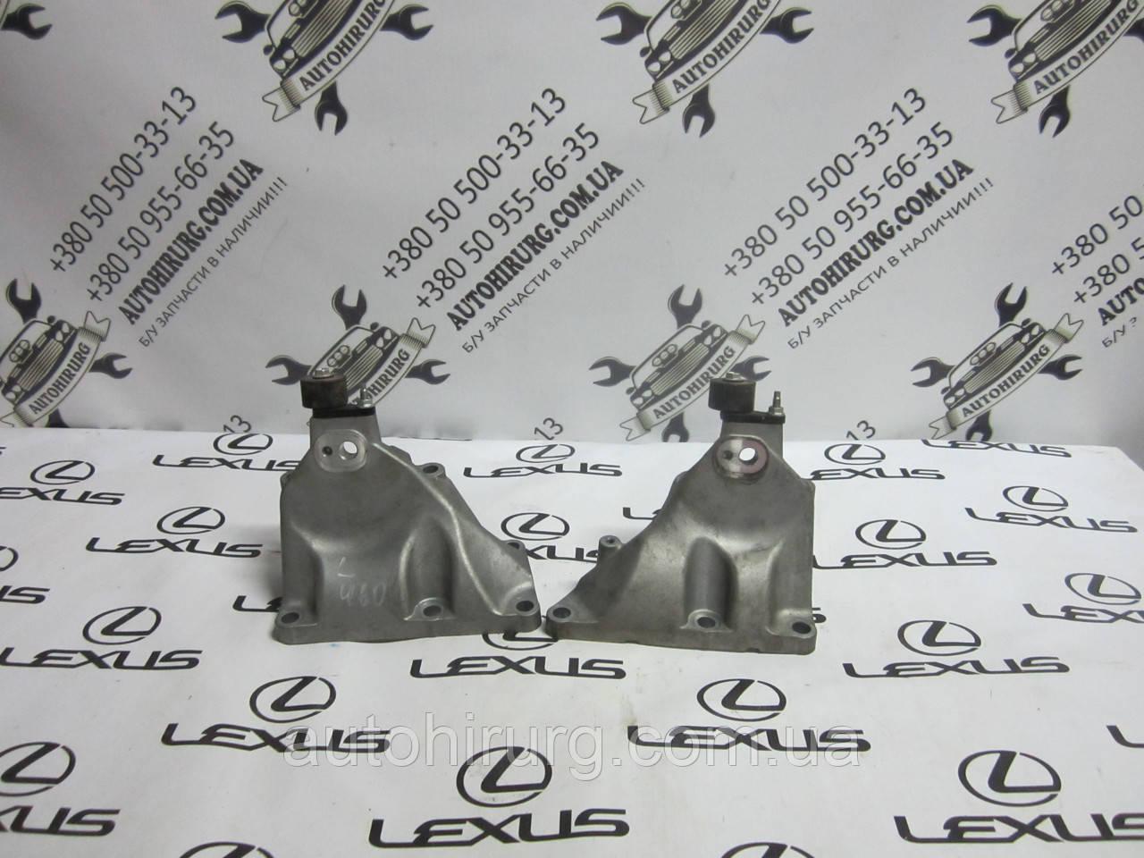 Лапа двигателя Lexus LS460, фото 1