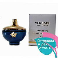 Versace Dylan Blue TESTER женский, 100 мл