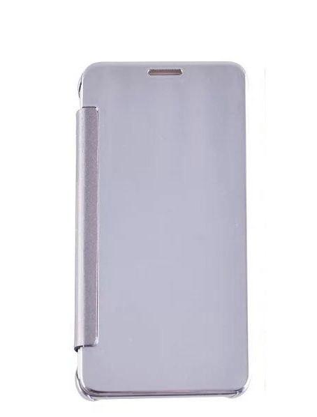 Чехол-книжка с зеркальной поверхностью Samsung Galaxy J5/J510 (2016 год)