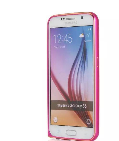 Алюминиевый чехол для Samsung Galaxy S6