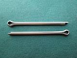 DIN 94 (ISO 1234; ГОСТ 397-79) : нержавіючий шплінт, фото 3