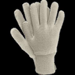 Защитные перчатки OX-UNDERS E из хлопка OGRIFOX светло бежевый цвета . REIS