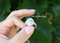 Серебряное кольцо 14с327, фото 1