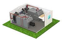 Блочно-модульные котельные 300-1000 кВт