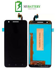 Дисплей (LCD) Lenovo C2 (K10a40) с сенсором черный