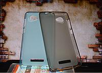 Чехол бампер силиконовый для Lenovo А880