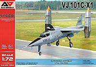 Самолет VJ-101C-X1 1/72 A&A Models 7203