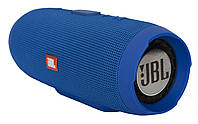 JBL Charge 3 портативная акустическая система с поддержкой Bluetooth, синяя, фото 1