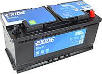 Аккумулятор автомобильный Exide EB1100
