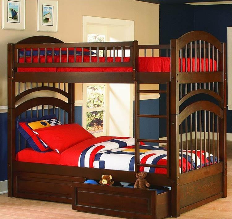 Двухъярусная кровать «Артемон» Высший Сорт, без сучков