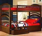 Двухъярусная кровать «Артемон» Высший Сорт, без сучков, фото 2