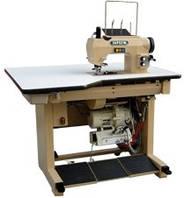 Japsew 781-CL - машина для выполнения полной (двухсторонней) имитации ручного стежка (до 10мм)
