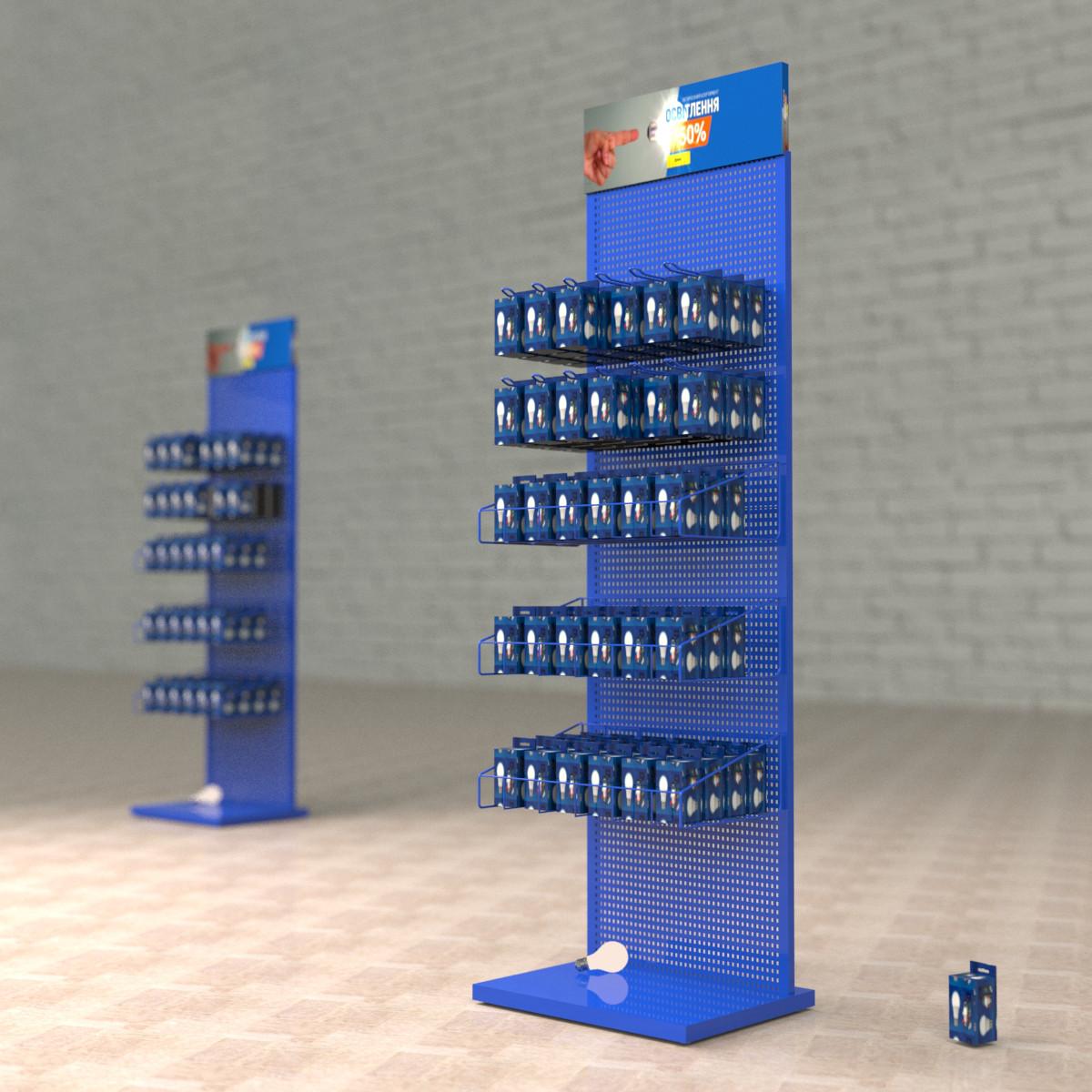 Изготовление торгового оборудования 🛒 на заказ