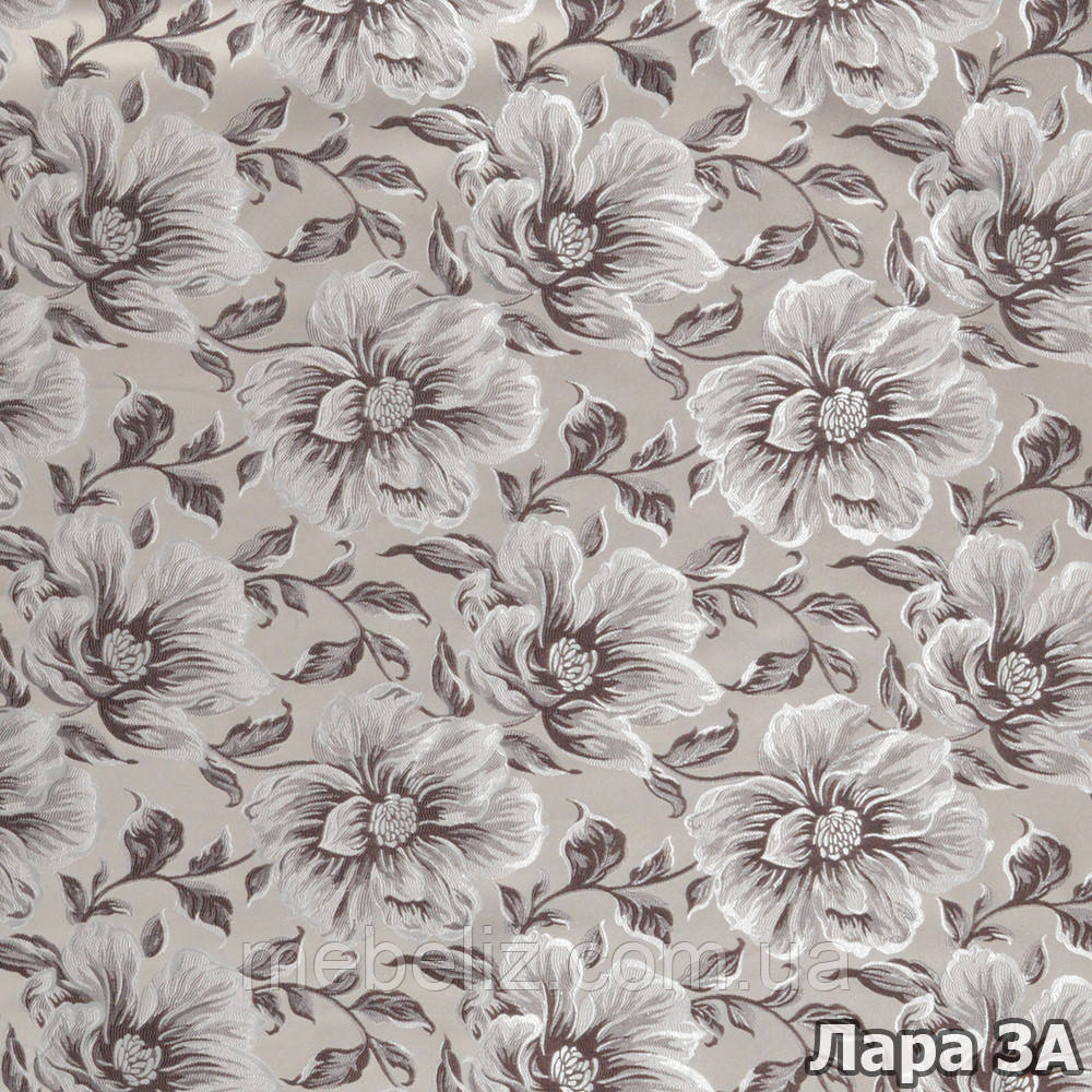 Ткань мебельная обивочная Лара 3А