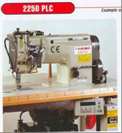Vi.Be.Mac.2250 PLC - Программируемый 1/2-игольный автомат.