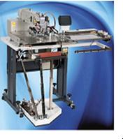 Vi.Be.Mac. 2516V4 - автомат для пришивания  накладных карманов на джинсы